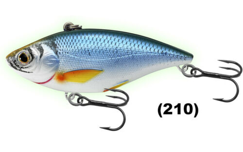 Live Target Golden Shiner Lipless Rattle Trap Bait Any GS Color Size Koppers