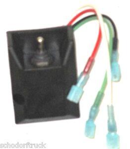 maxon 264951 04 oem liftgate toggle switch ebay. Black Bedroom Furniture Sets. Home Design Ideas
