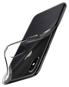coque fine iphone x spigen