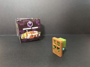 Minecraft Obsidian Series 4 Mini Figure Zombie at Door