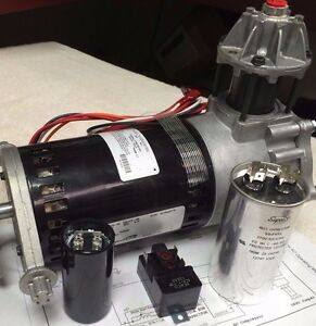 thomas oil less refrigerant recovery compressor vortex 115v rh ebay com au
