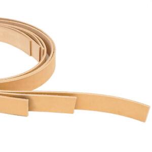 Hermann-Oak-2-Grade-Veg-Tan-Cowhide-Leather-Belt-Strip-1-1-4-034-48-60-034