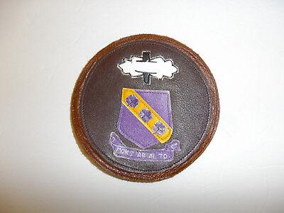b1090 WW 2 US Army Air Force CBI patch  leather 7th Bomb group USAAF R12B