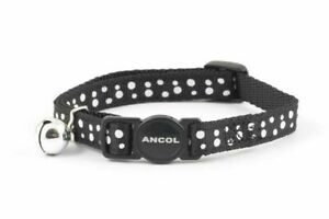 Cat-Collar-Ancol-With-or-Without-Engraved-Pet-ID-Tag