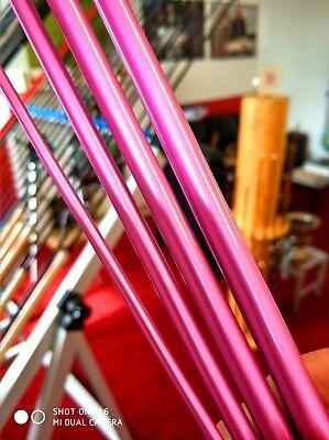 Bloke Fly rod blank XL50 9/' 5wt 4-piece in PINK!!