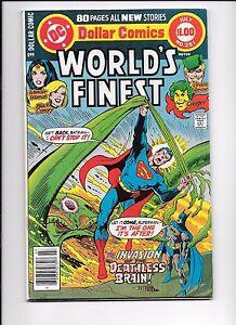 World-039-s-Finest-251-July-1978-1st-appearance-Count-Vertigo-Wonder-Woman-Batman
