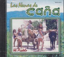 Las Nenas De Cana Mi Pueblo CD New Nuevo Sealed