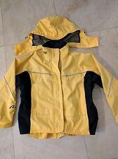 Womens Gortex rain jacket S yellow