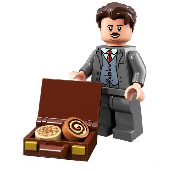 LEGO Minifigures 71022 - #19 JACOB KOWALSKI - Harry Potter/Beasts - New/Open