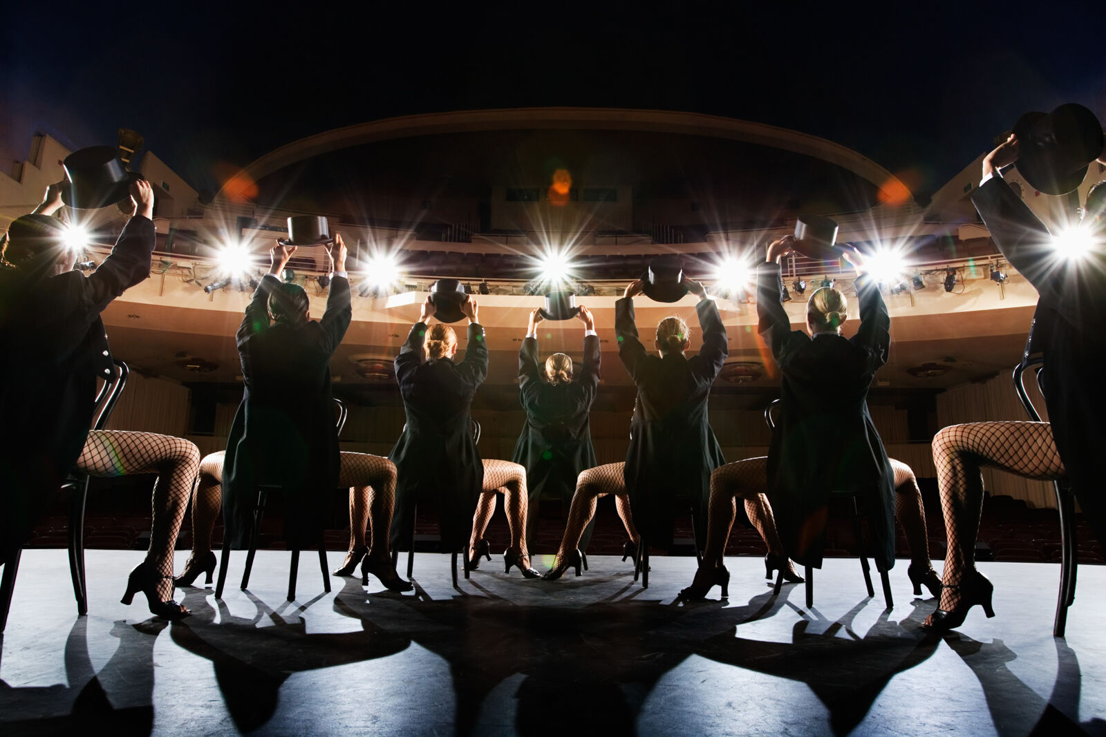 California Dance Theatre presents Broadway Bound