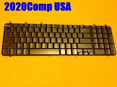 =/> NEW /<=  LAPTOP Genuine Bronze USA Keyboard HP dv7-1000 dv7-1245DX dv7-1285DX