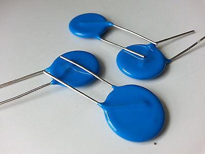 50pcs 10D271K Varistor Resistor 10mm 270V UL 271KD10 S10K271 10K271