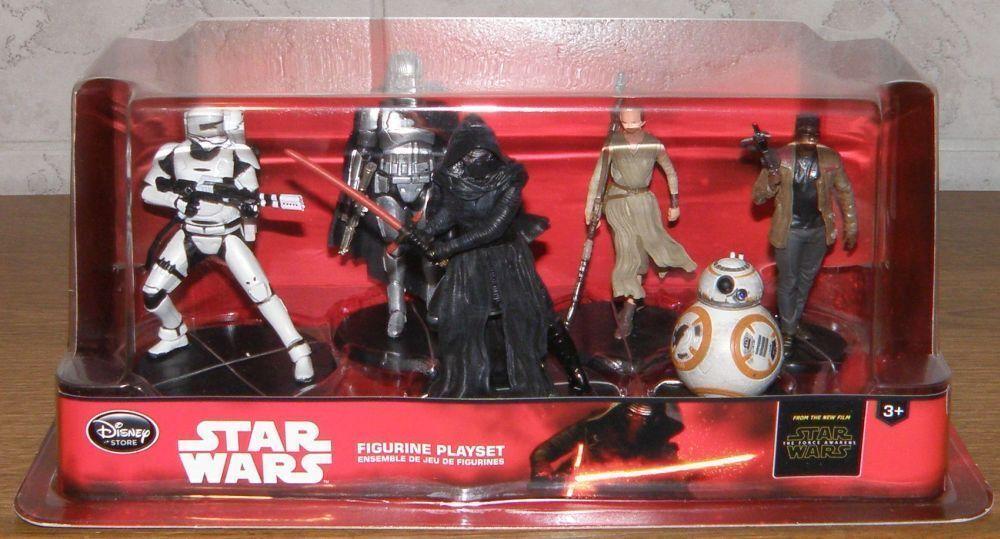 Star Wars: Das Erwachen der Macht - Figuren-Spielset mit 6 Figuren NEU OVP NEW