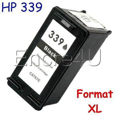 Cartouches d'encre remanufacturées : HP 339 XL et HP 344 XL ( Noir et Couleurs )