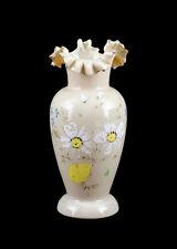 Opalinglas Vase Biedermeier beifarbenes opakes Glas 99835268