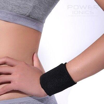 Tourmaline Far Infrared Ray Heat Health Wrist Brace Support Strap Pain Relief