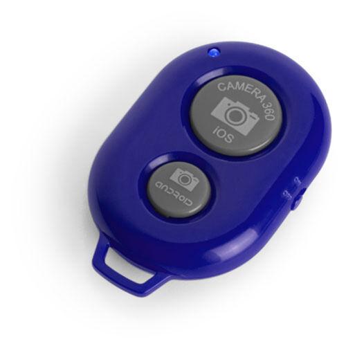 TELECOMANDO a SCATTO REMOTO Universale CELLULARE Smartphone FOTOCAMERA Bluetooth