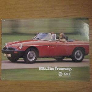 leyland cars mg midget mkiii mgb gt v8 uk market original sales rh ebay co uk