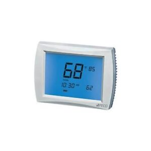 Details about Peco Thermostat, 7 Day Programmable, Stages 3 Heat/2 Cool,  T12532-IAQ
