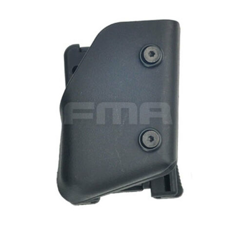 NEW Black FMAmulti-anglespeedmagazinepouch2 suitable for IPSC