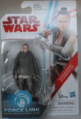 """Star Wars FORCE LINK 3.75/"""" C-3P0 Obi-Wan Kenobi Yoda. Luke Rey Kylo Ren"""