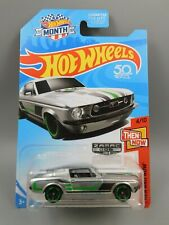 HOT WHEELS 2018 `67 MUSTANG THEN AND NOW 4//10 FJX91