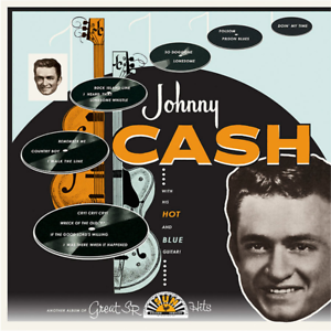 Johnny-Cash-With-His-Hot-amp-Blue-Guitar-12-034-VINYL-RECORD-LP-1957-2016-NEW