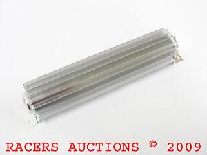 12x3-Transmission-Fluid-Cooler-Double-Pass-Aluminum-Heat-Sink-Dual-Line-12-034