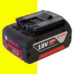 Bosch GBA 18V 5,0Ah M-C Wechsel-Akku Li-Ion Ersatzakku