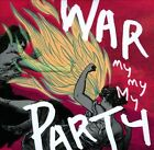 War Party [Single] by My My My (CD)