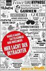 Hier lacht der Betrachter von Dominik Bauer und Elias Hauck (2015, Taschenbuch)