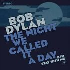 """Bob Dylan Night We Called It a Day 7"""" Vinyl 2 Track Rsd15 Release on Blue Viny"""