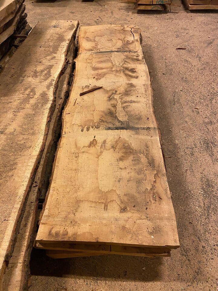 Planker, Ovntørre Eg, Ask