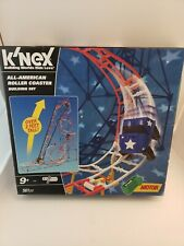 ALL 6 SIX KNEX ROLLER COASTER INSTRUCTION MANUALS K/'NEX