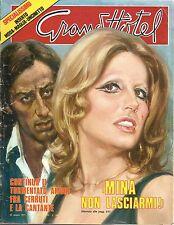 [MAB32] rivista - GRAND HOTEL - Anno 1977 Numero 23 CERRUTTI E MINA