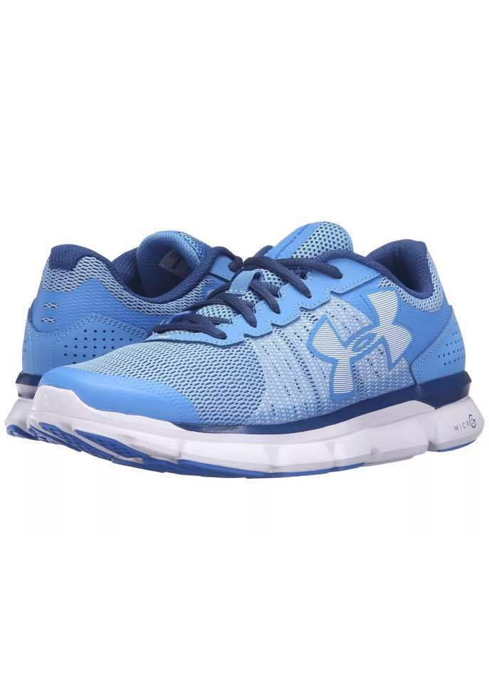 NEW Femme Under Armour Chaussures UA MICRO G SPEED SWIFT 1266243-464 SAME DAY SHIP