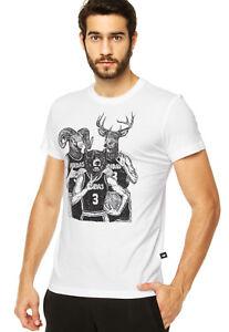 buy popular 0a73a 6e674 Bball Adidas Camiseta Hombre Originals Steinbock Oso Ciervo De Bear  EEqazRnrB