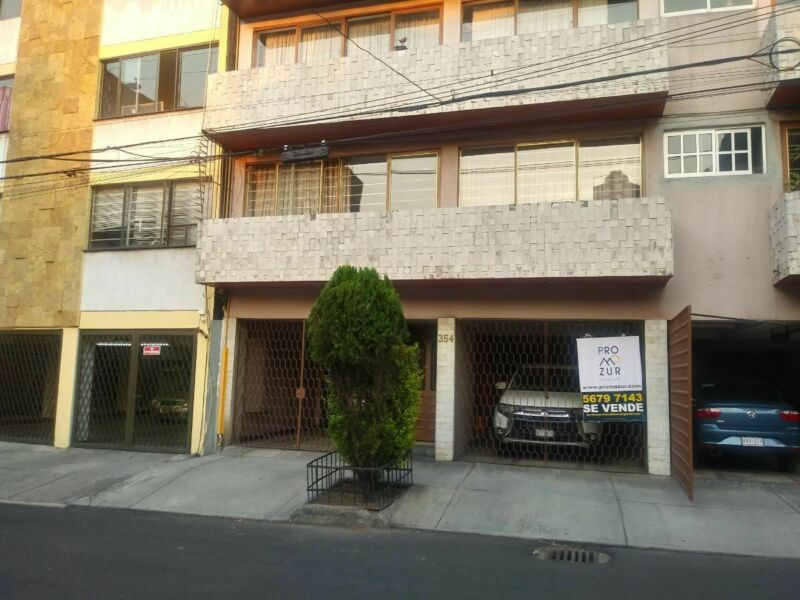 Departamento en venta, Narvarte, Benito Juárez