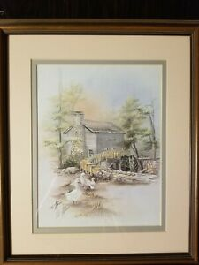 Anni-Moller-Limited-Edition-Signed-Numbered-Framed-Matted-Print-197-600