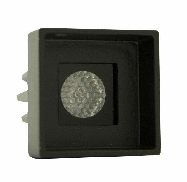 Prometheus Qrp Schwarz Lackiert Power LED .3200°K Weiß 10 30 Vdc Marken For Men