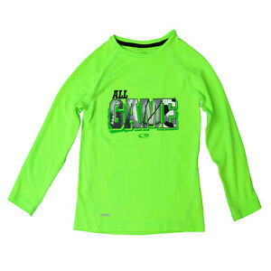 17ab03c4 Image is loading C9-by-Champion-Boys-Long-Sleeve-Graphic-Tech-