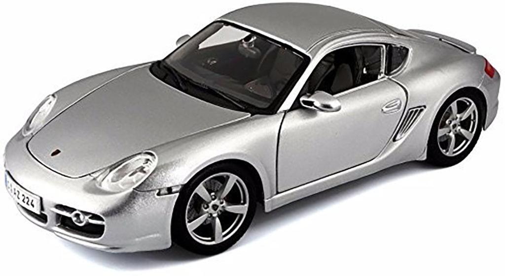 1 18 Porsche Cayman S S S Coche de Metal Modelo Maisto 81bffe