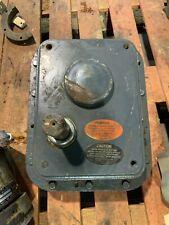 Used Falk Quadrive Enclosed Gear Drive 2615 Ratio Gear Reducer 4203j25c