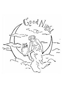 Vintage-Visage-iron-on-embroidery-transfer-vintage-good-night-moon-owl-design