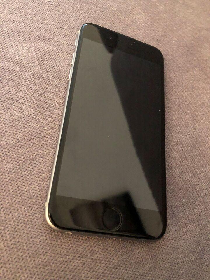 iPhone 6, 32 GB, grå