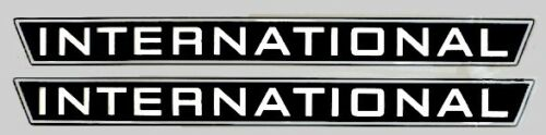 IHC Mc Cormick Traktor Aufkleber international 743 Emblem