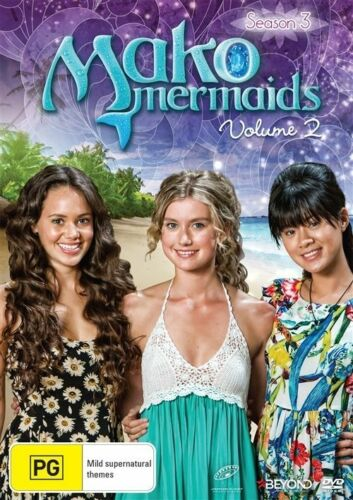 1 of 1 - Mako Mermaids : Season 3 : Vol 2 - DVD Region 4