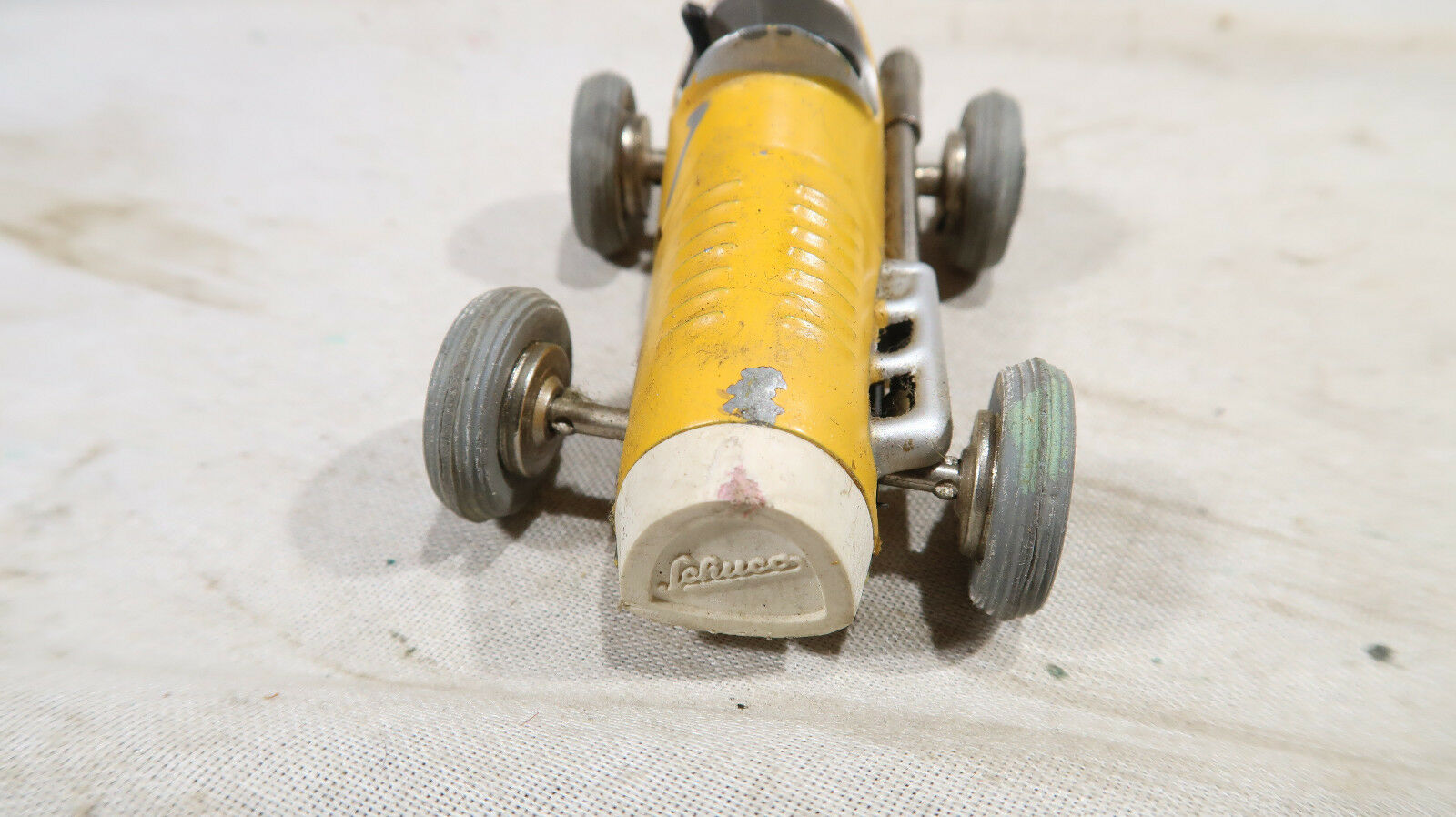 Schuco Micro Micro Micro Racer Model 1042 Key Wind Up 3401df