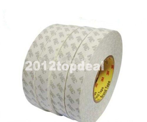 50 Metros 3m 9080 de Doble Cara Cinta Adhesiva Sticky Para común Electric 8 mm