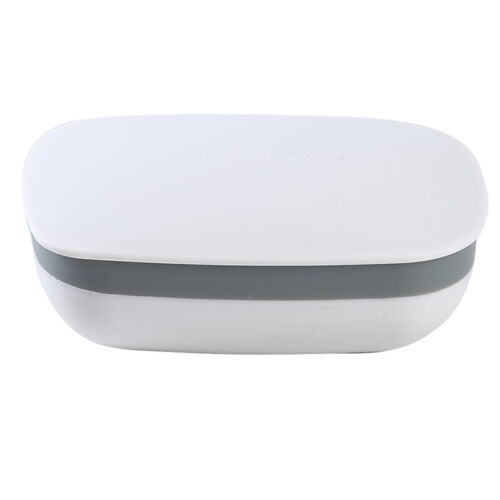 Soap Box With Lid Universal Bathroom Portable Soap Case Soap Box Holder G